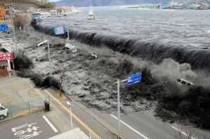 Could masturbation-induced nuclear earthquake tsunamis, like this one that stuck Japan and destroyed the Ornament ,happen to places where normals live?