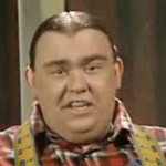 Screen test with John Candy as a young Lonnie Childs