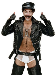 Freddy Mercury flaunted his homosexuality all through his life before dying of bad aids