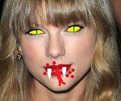 Taylor Swift Reptilians
