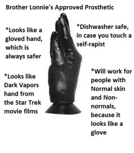 The Glove is love.