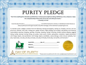 Purity Pledge 10