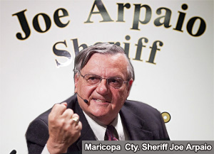 Sheriff Joe Arpaio press conference