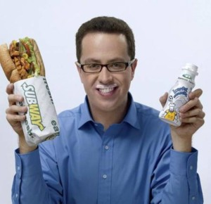 """If they persecuted me, they will persecute you also."" - The last words spoken by Jared Fogle while he still walked among us"