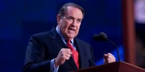 """I am a proud POS."" - Mike Huckabee"