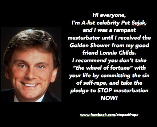 Good Guy Pat Sajak