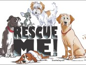 All Dogs Want to Be Rescued from Masturbation