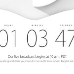 Apple Event - 10am PST
