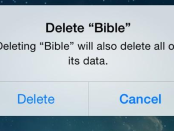 Christians Forsaking God To Make Room For iOS 8