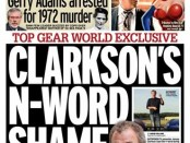 Jeremy Clarkson is a Black Anus due to his racism.