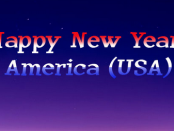 Happy (American, NOT Chinese) New Year!