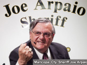 Sheriff Arpaio declares open season on hobos and helpers alike