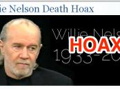Willie Nelson Death Hoax