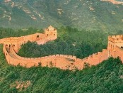 Was the Great Wall of China Built to Keep Foreigners out or Orientals in?