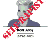 Masturbation Warning: Dear Abby